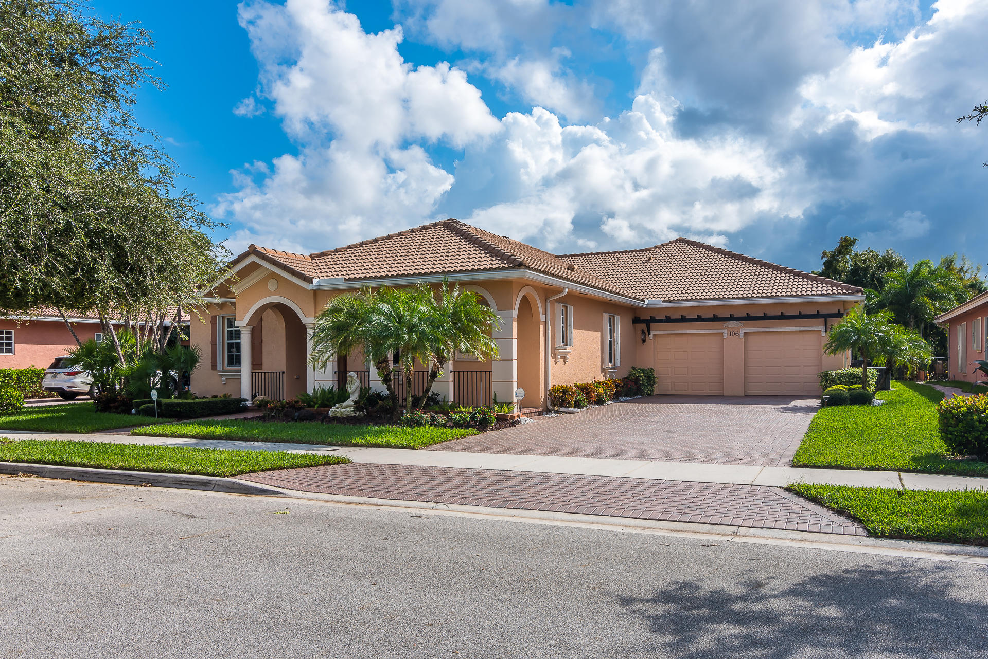 Home for sale in Paseos Jupiter Florida