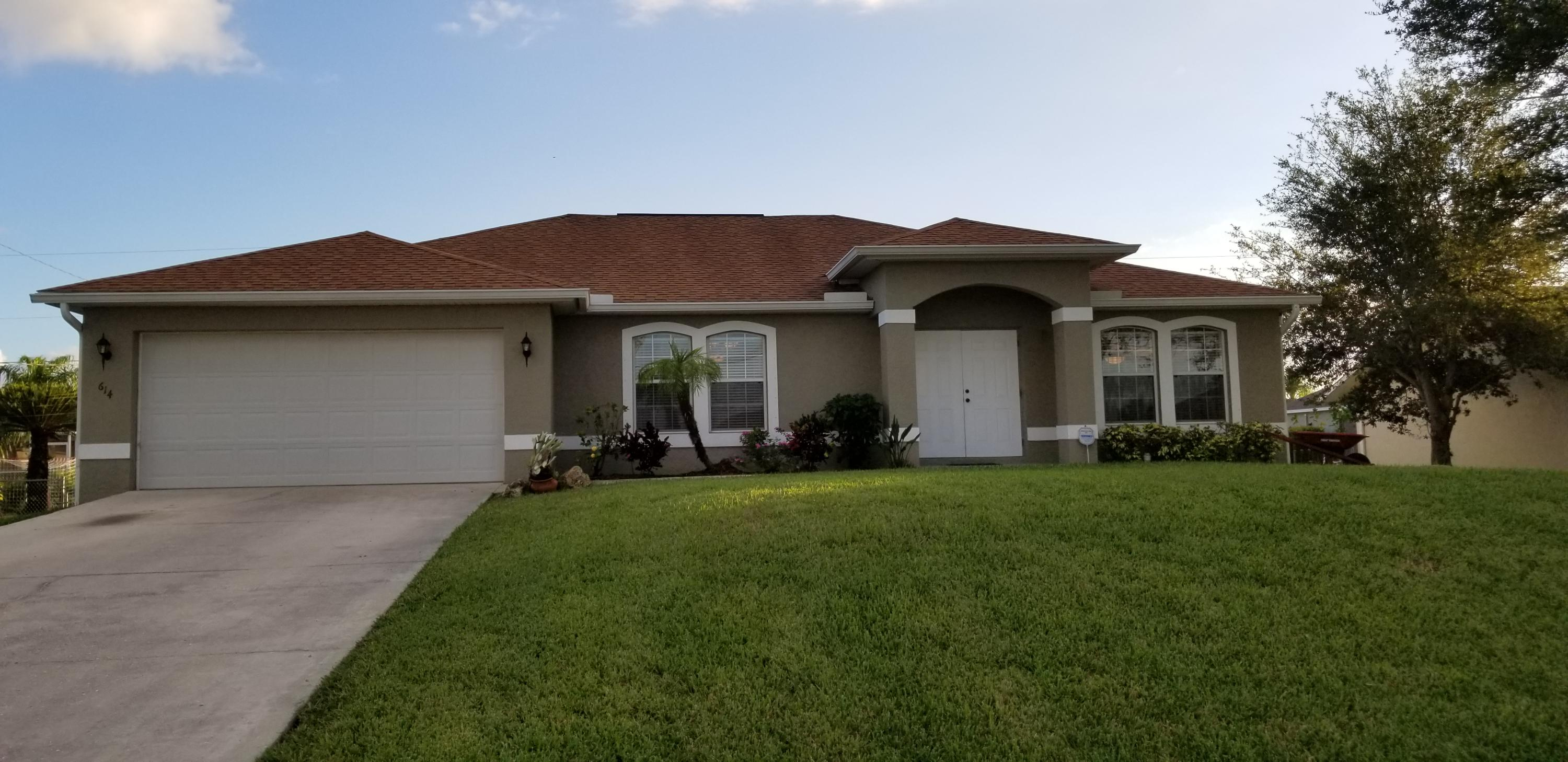 614 SW 22nd Terrace, Cape Coral, Florida