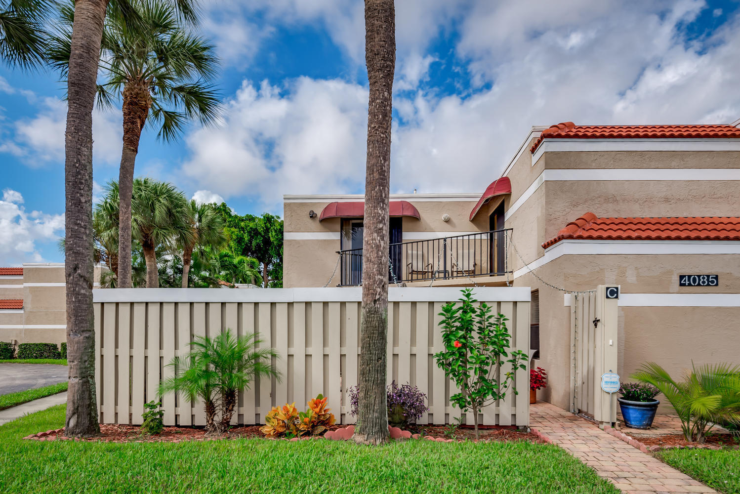 Home for sale in Chateau Wood Delray Beach Florida