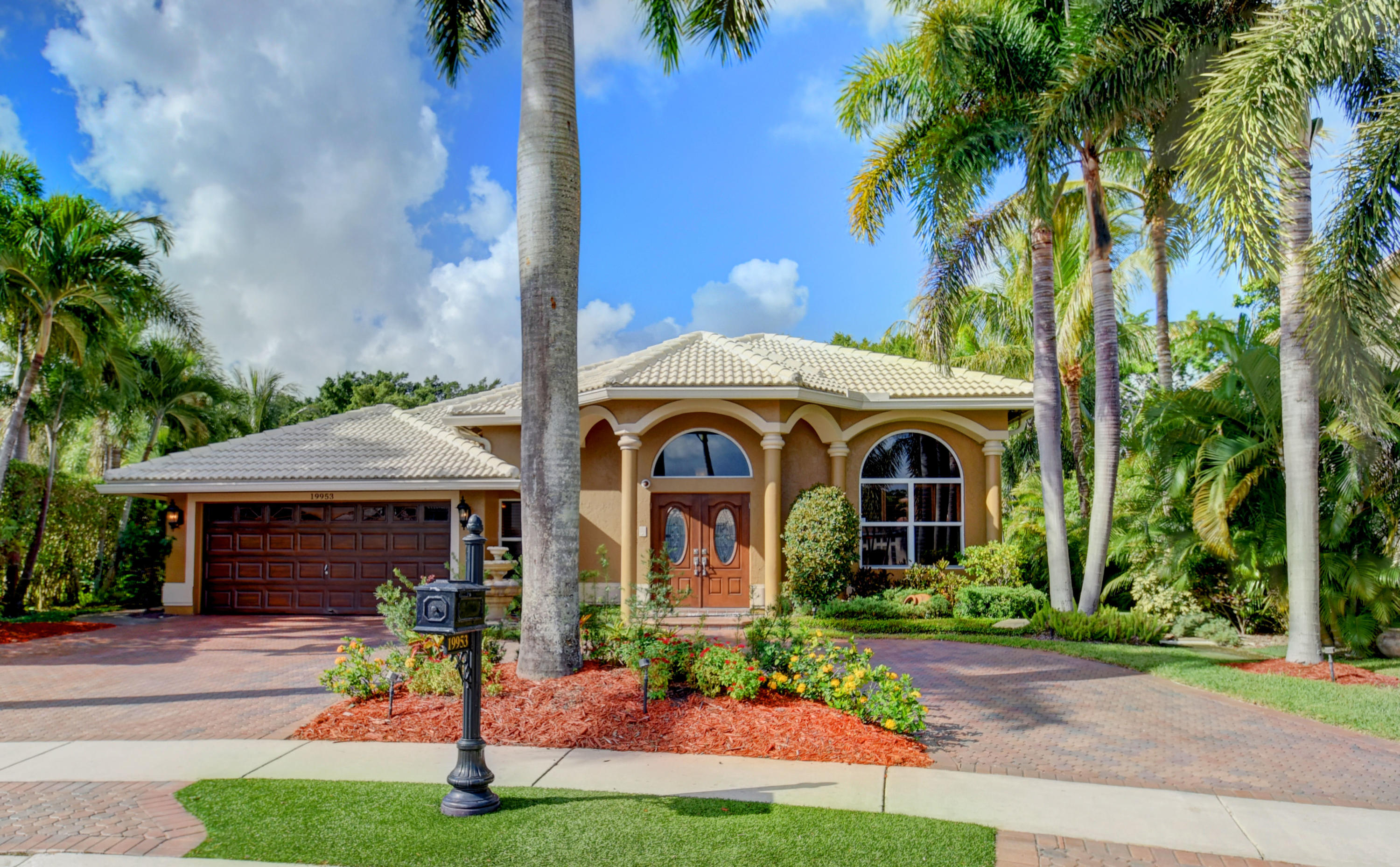Home for sale in Boca Isles South/boca Isles Boca Raton Florida