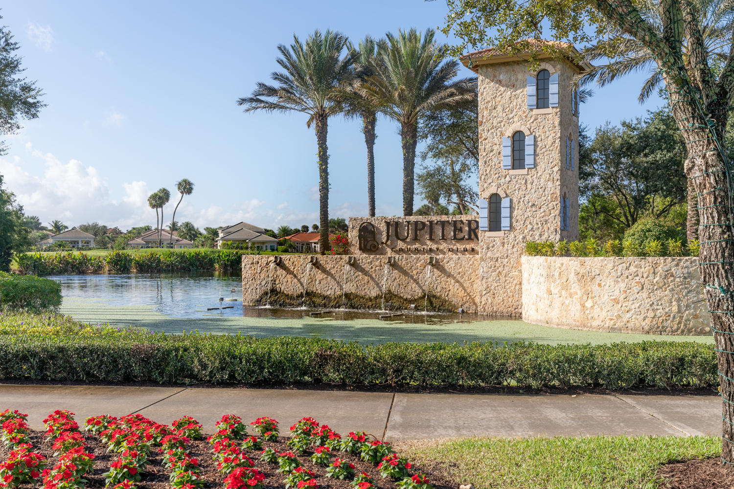 JUPITER COUNTRY CLUB HOMES FOR SALE