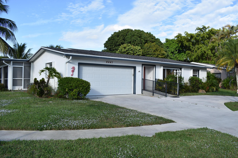 6447 Sagewood Way  Delray Beach, FL 33484