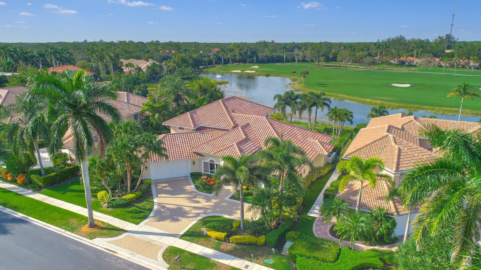 Home for sale in Ibis Golf & Country Club - Egret Lakes West Palm Beach Florida
