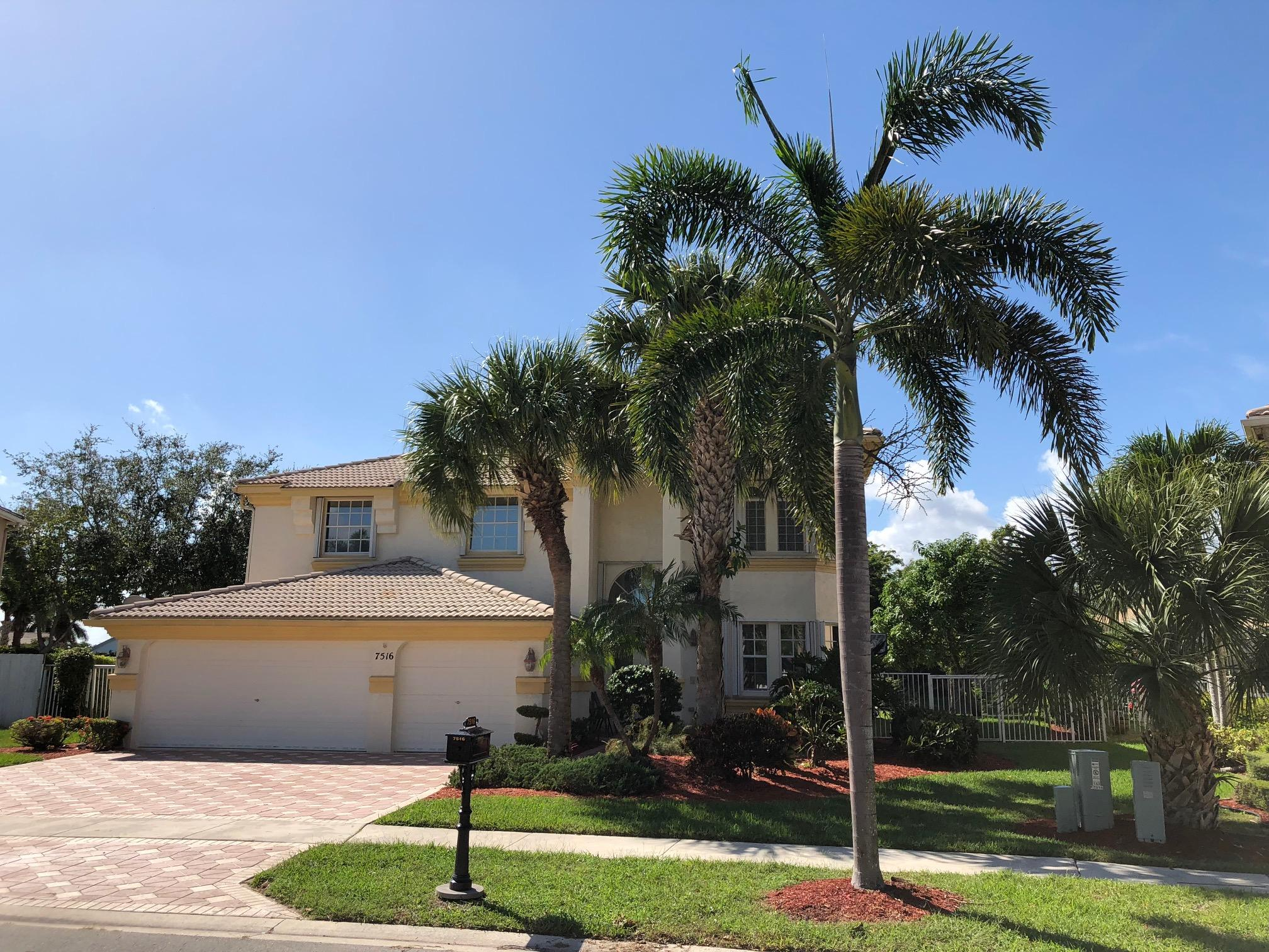 7516 Greenville Circle Lake Worth, FL 33467