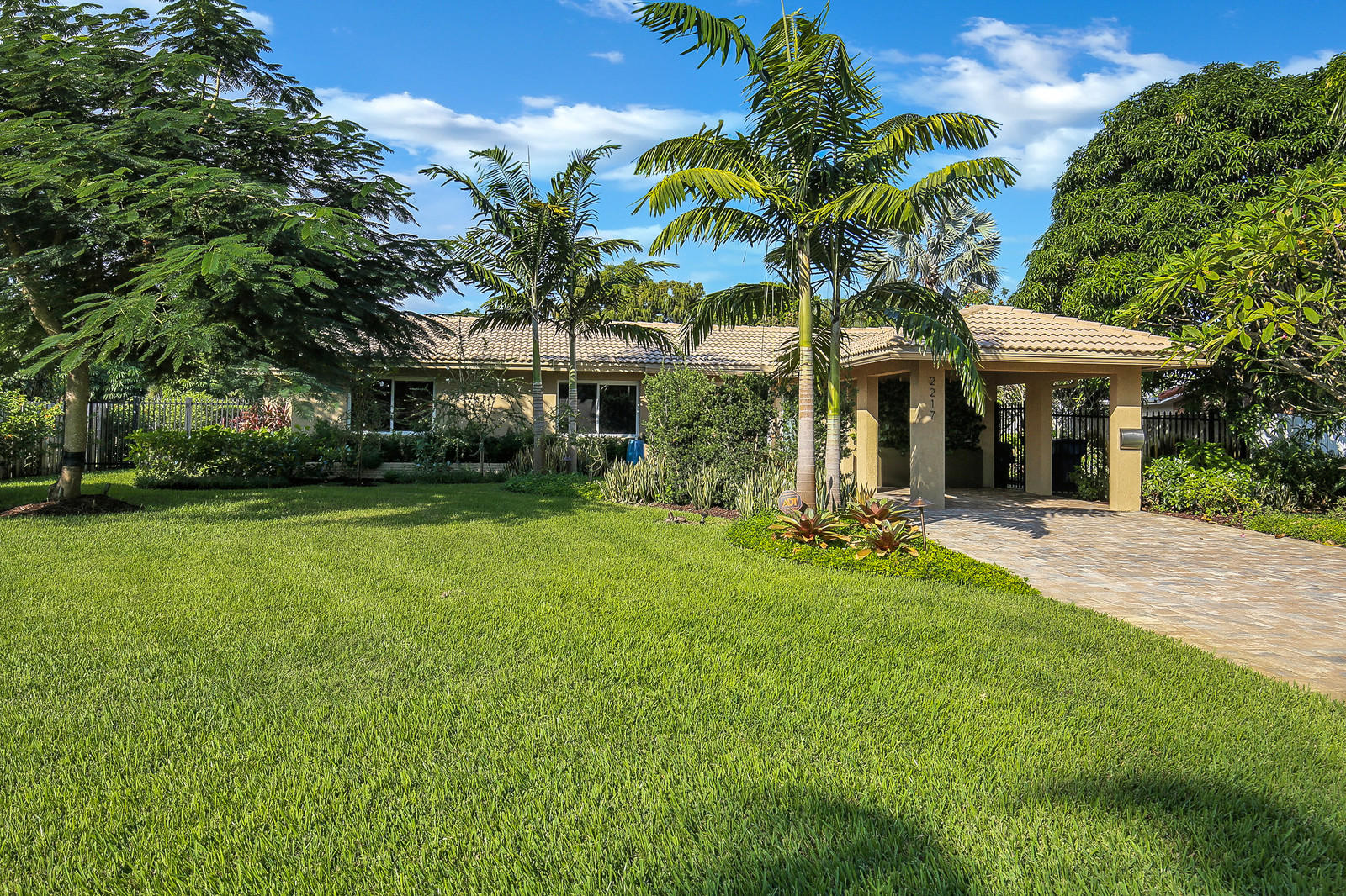 Home for sale in HILLBROOK Wilton Manors Florida