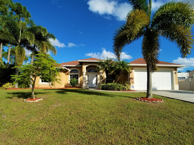 3485 SW Ellis Street  Port Saint Lucie FL 34953