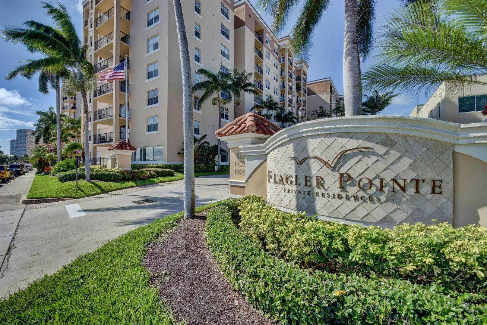 1801 N Flagler Drive, 839 - West Palm Beach, Florida