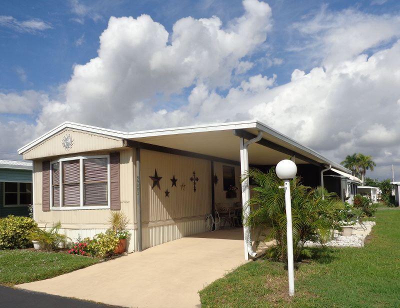 JAMAICA BAY MOBILE HOME CO OP home 59003 Captiva Bay Boynton Beach FL 33436