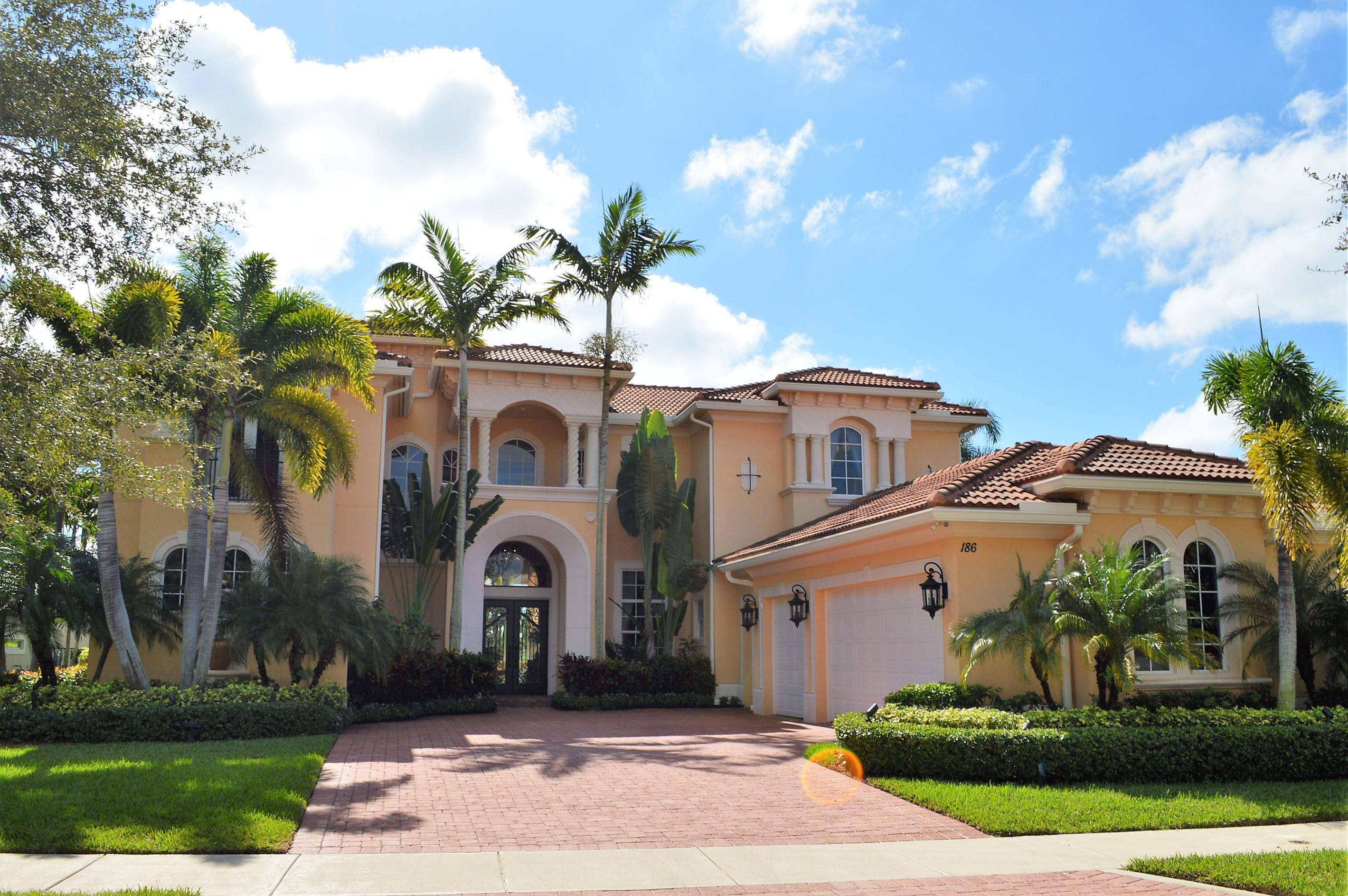 New Home for sale at 186 Elena Court in Jupiter