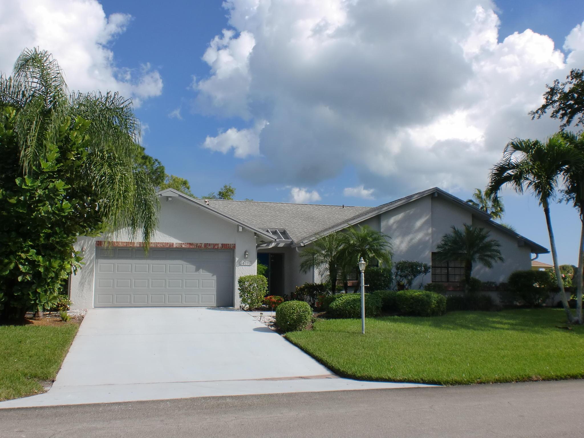 16790 Boca Delray Drive  Delray Beach, FL 33484