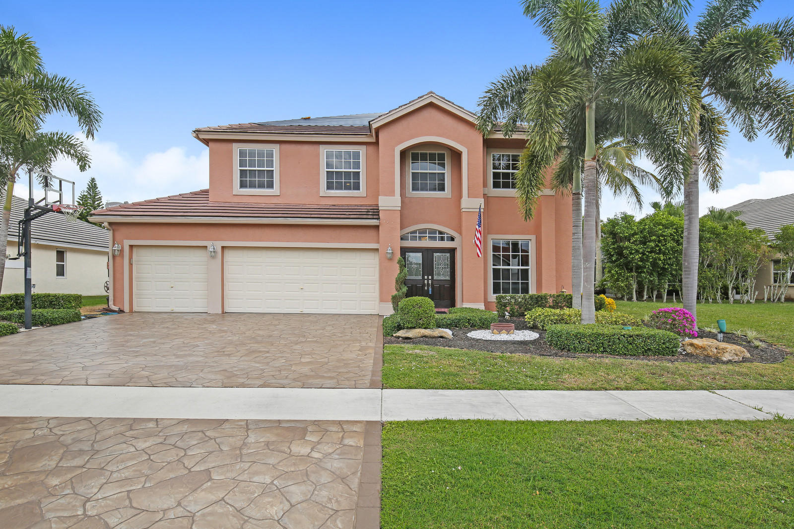 Home for sale in Cape Sable Boca Raton Florida