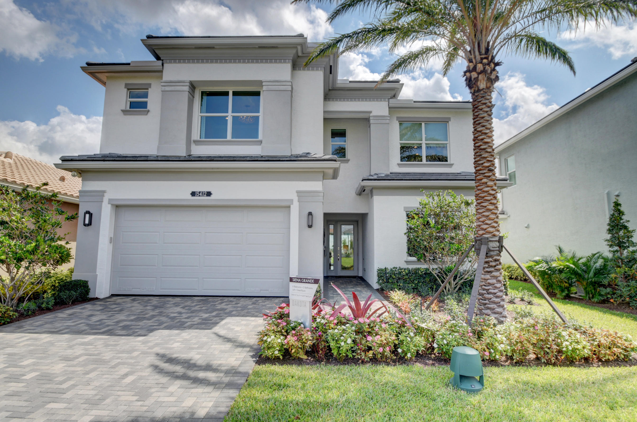 DAKOTA home 15345 Sandy Beach Terrace Delray Beach FL 33446