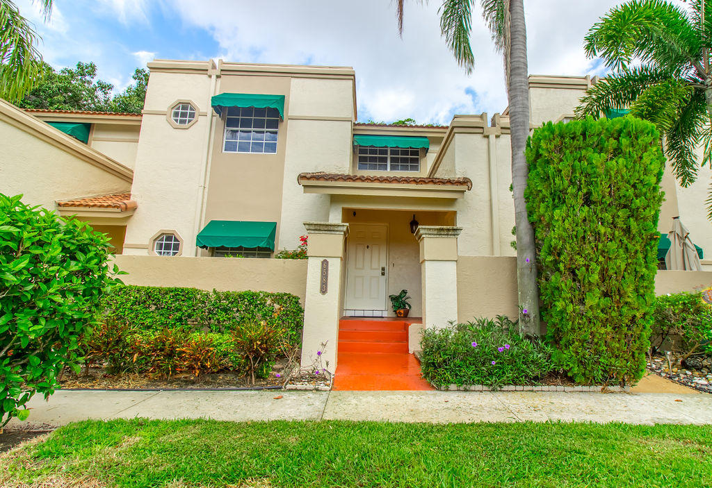 Home for sale in PLUM AT BOCA POINTE Boca Raton Florida