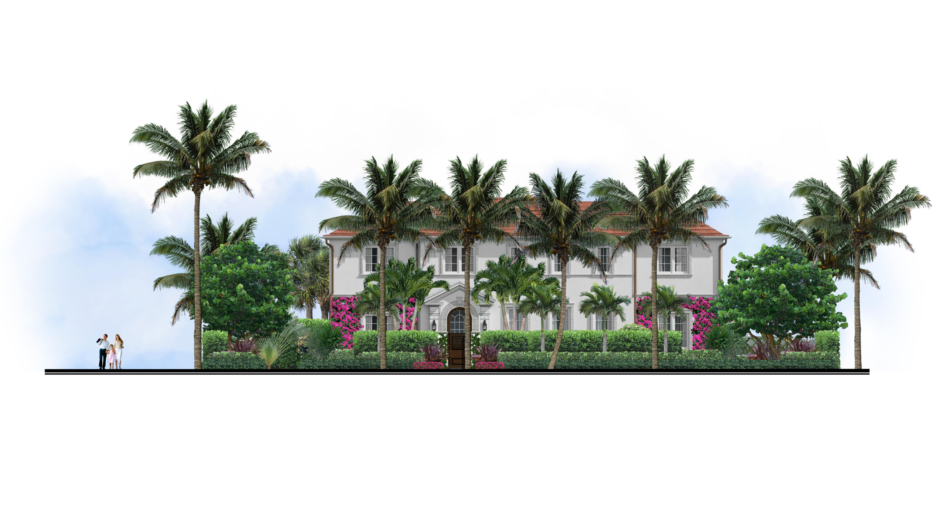 New Home for sale at 101 Gulfstream Road in Palm Beach