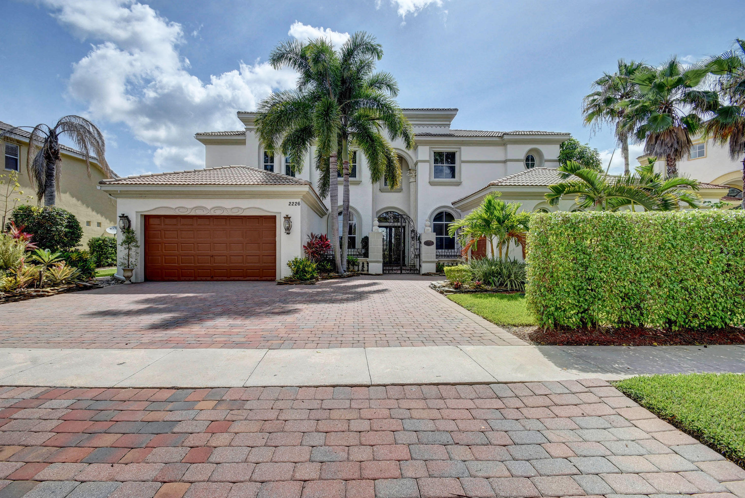 Home for sale in Olympia Wellington Florida