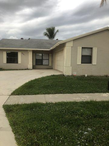 Home for sale in LANTANA HOMES PL 1 Lake Worth Florida