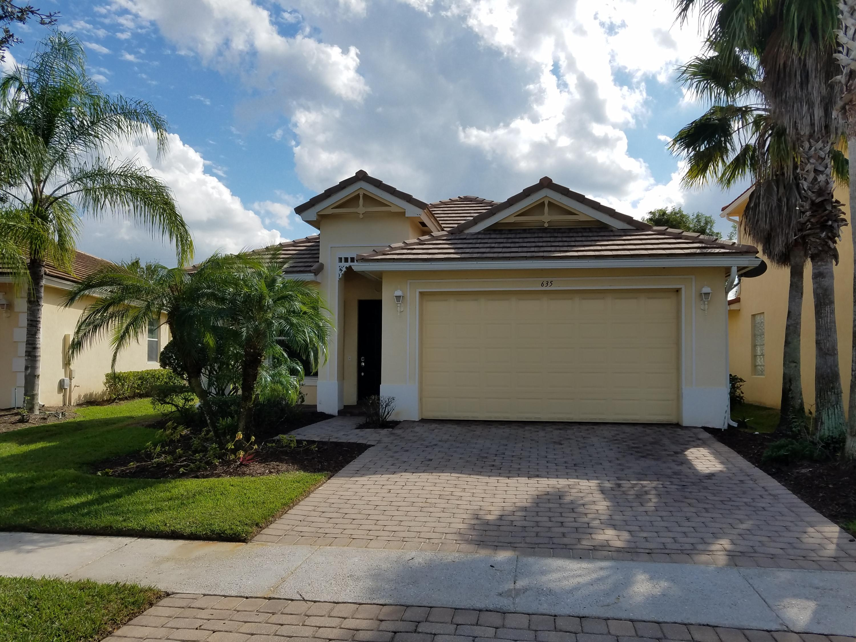 635 Belle Grove Lane Royal Palm Beach, FL 33411