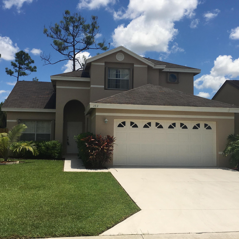 103 Cypress Lane Royal Palm Beach, FL 33411