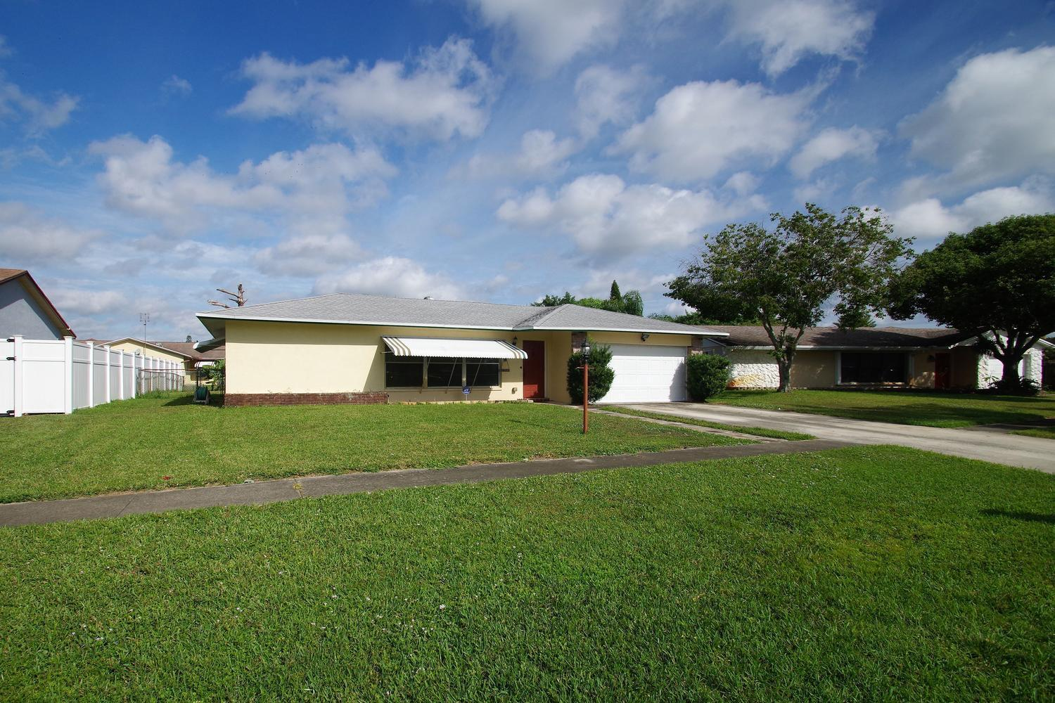 Home for sale in Collinwood Heights West Palm Beach Florida