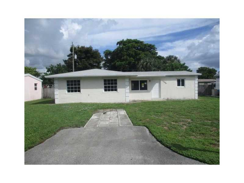 Home for sale in Collier Manor Pompano Beach Florida