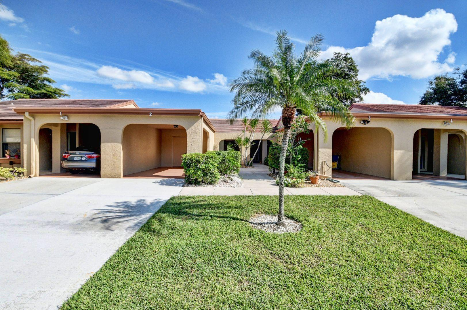 Home for sale in Indian Springs, Forest Grove Boynton Beach Florida