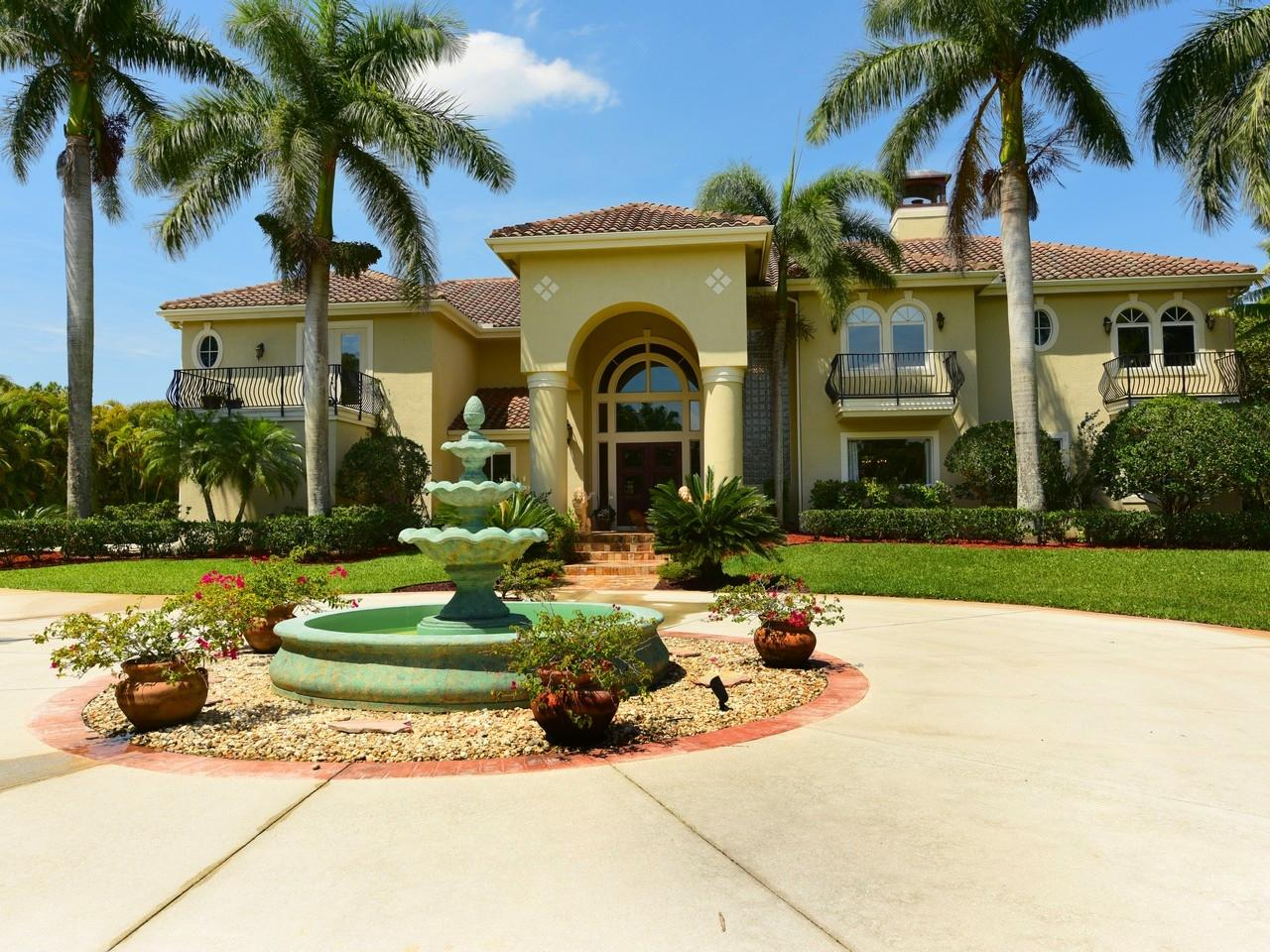 New Home for sale at 2584 Ranch Acres Circle in Jupiter