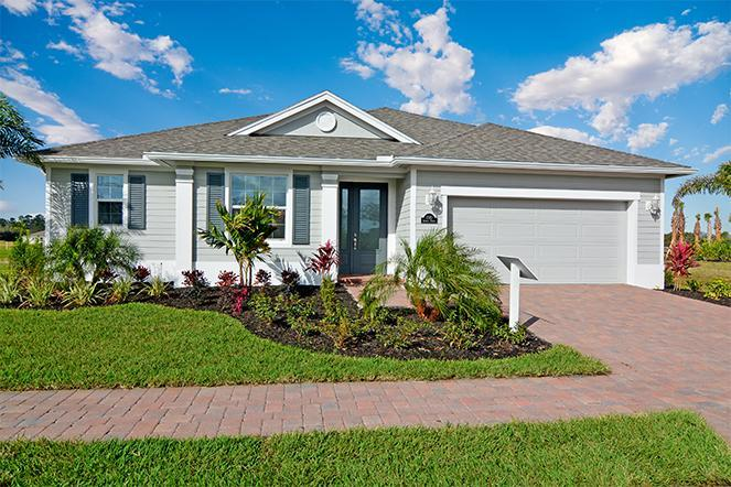 Home for sale in Segovia Lakes Vero Beach Florida