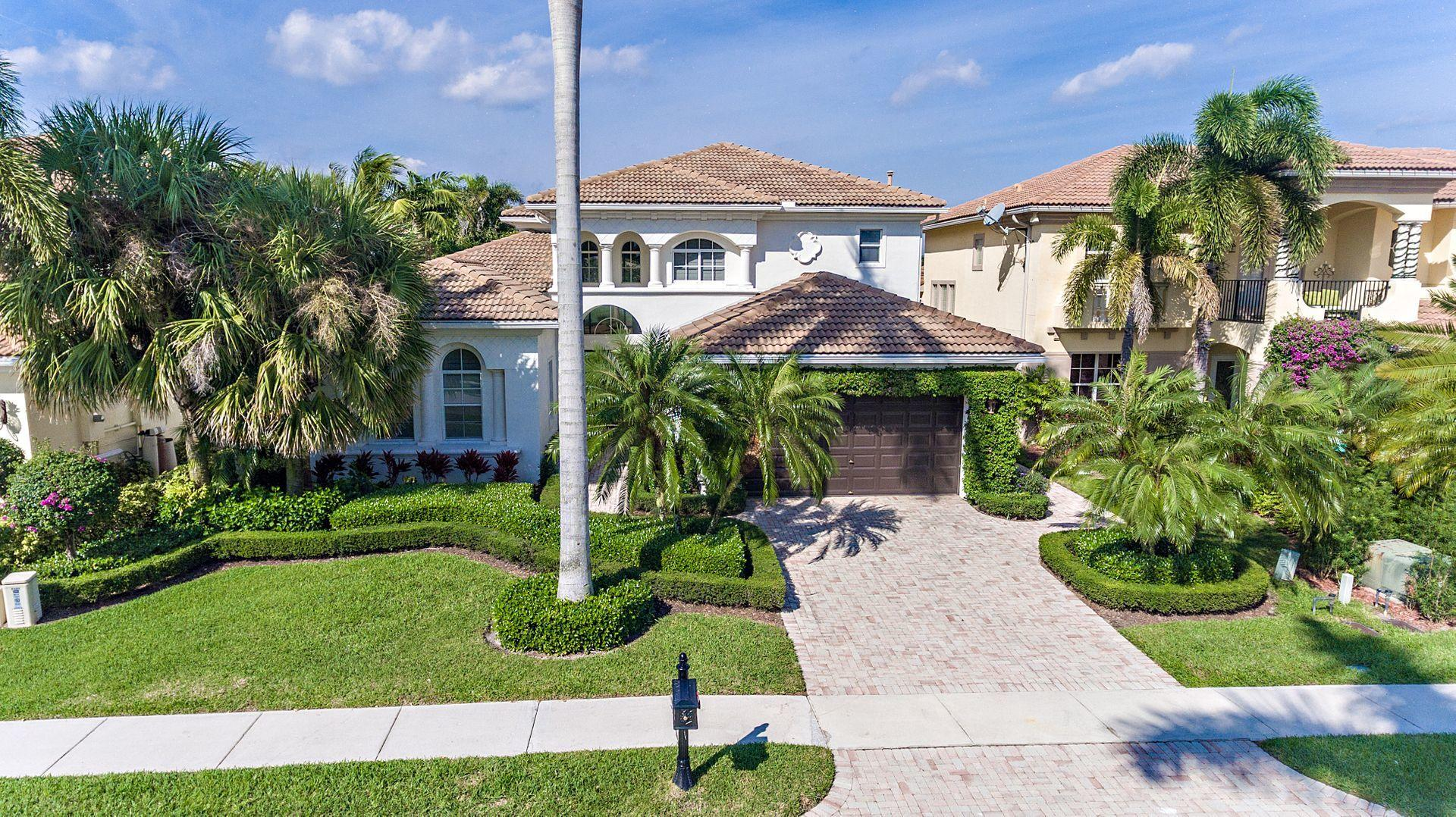 507 Les Jardin Drive, Palm Beach Gardens, Florida 33410, 4 Bedrooms Bedrooms, ,5 BathroomsBathrooms,A,Single family,Les Jardin,RX-10484339