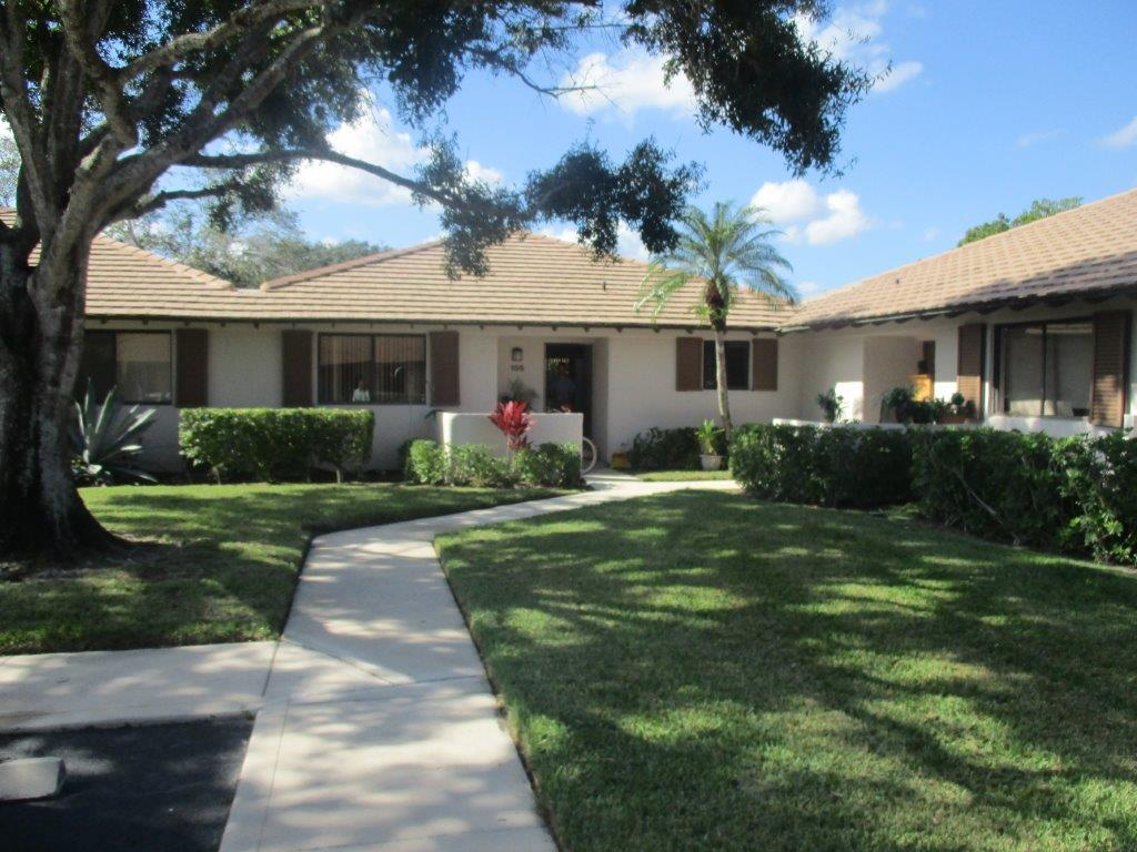 105 Club Drive, Palm Beach Gardens, Florida 33418, 2 Bedrooms Bedrooms, ,2 BathroomsBathrooms,A,Villa,Club,RX-10484386