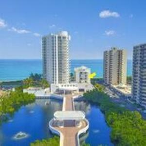 Beach Front At Singer Island