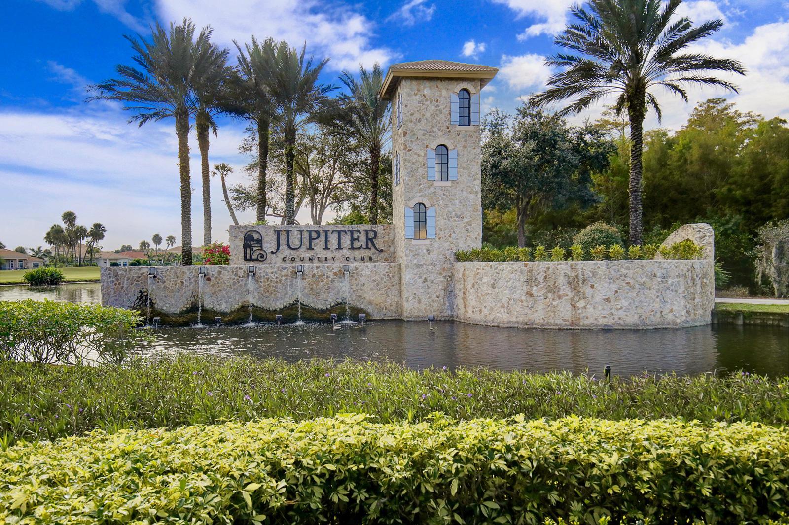 JUPITER COUNTRY CLUB JUPITER FLORIDA