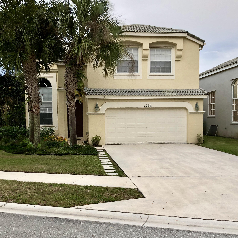 1266 Gembrook Court Royal Palm Beach, FL 33411