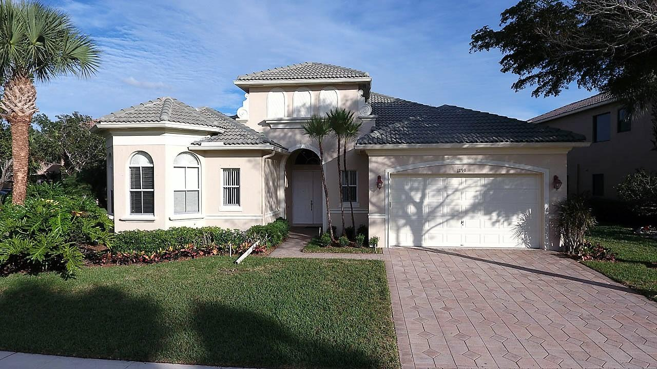 Home for sale in Black Diamond-centerline Homes Wellington Florida