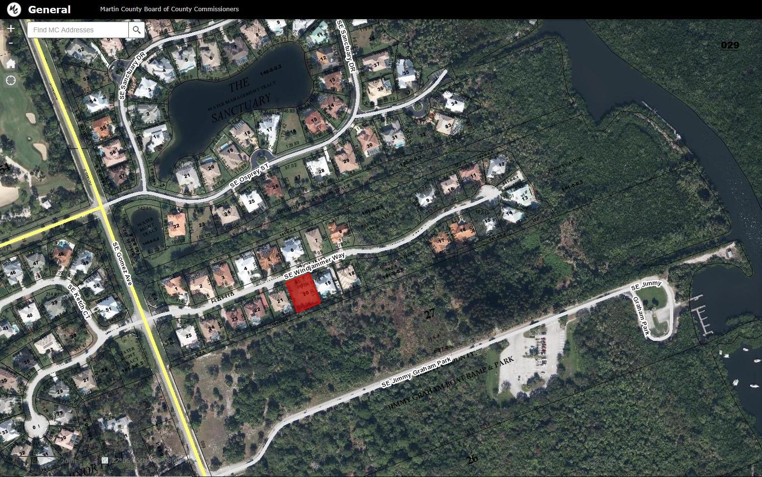 8056 SE Windjammer Way  Hobe Sound FL 33455