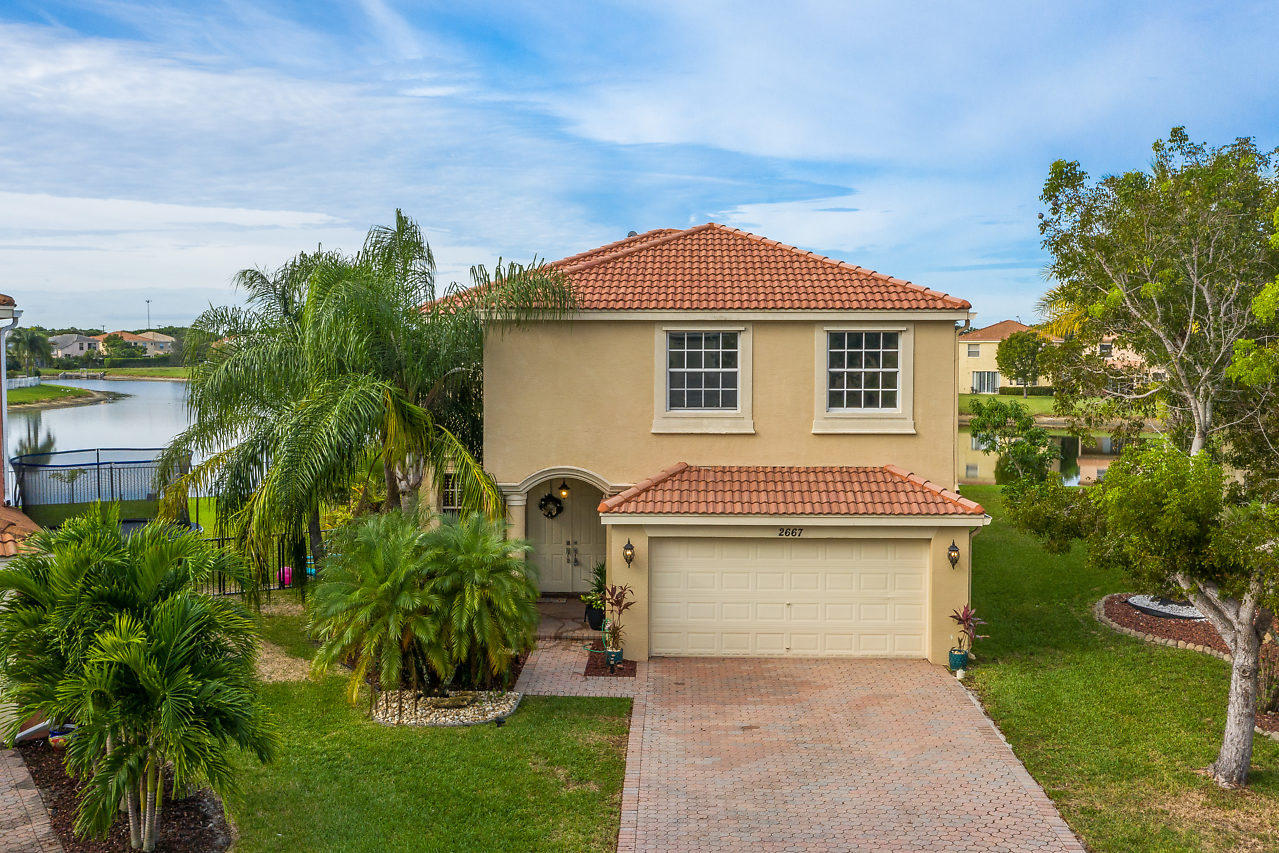 2667 Sawyer Terrace Wellington, FL 33414