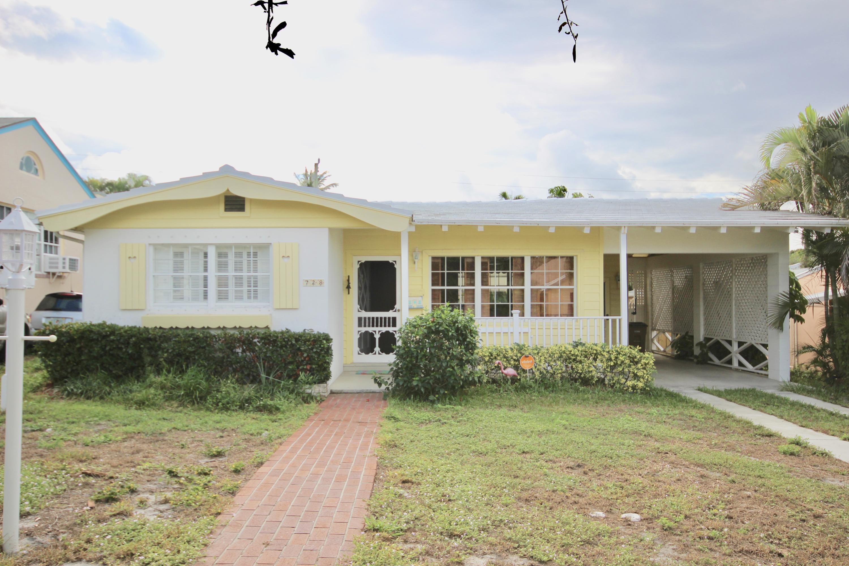 728 Flamingo Drive West Palm Beach, FL 33401