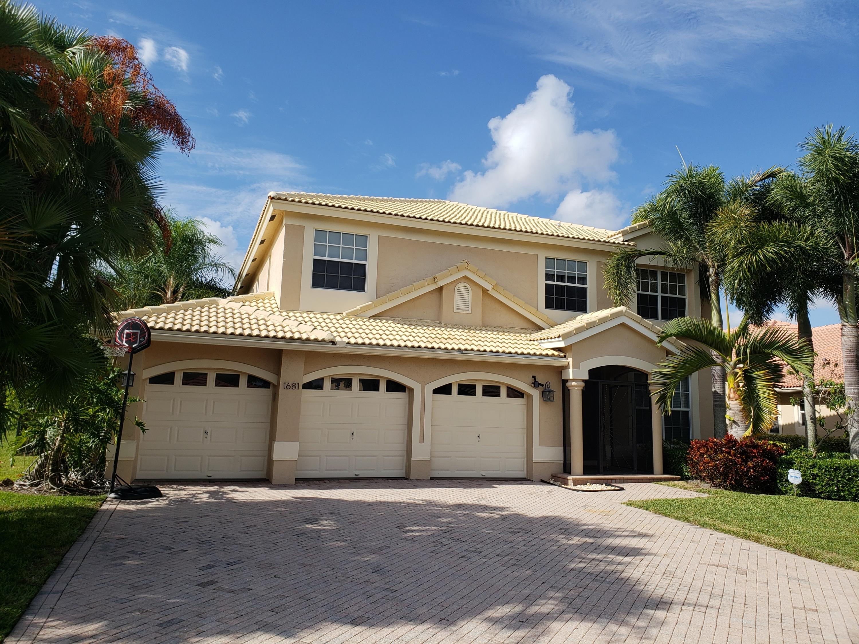 1681 Lakefield North Court Wellington, FL 33414