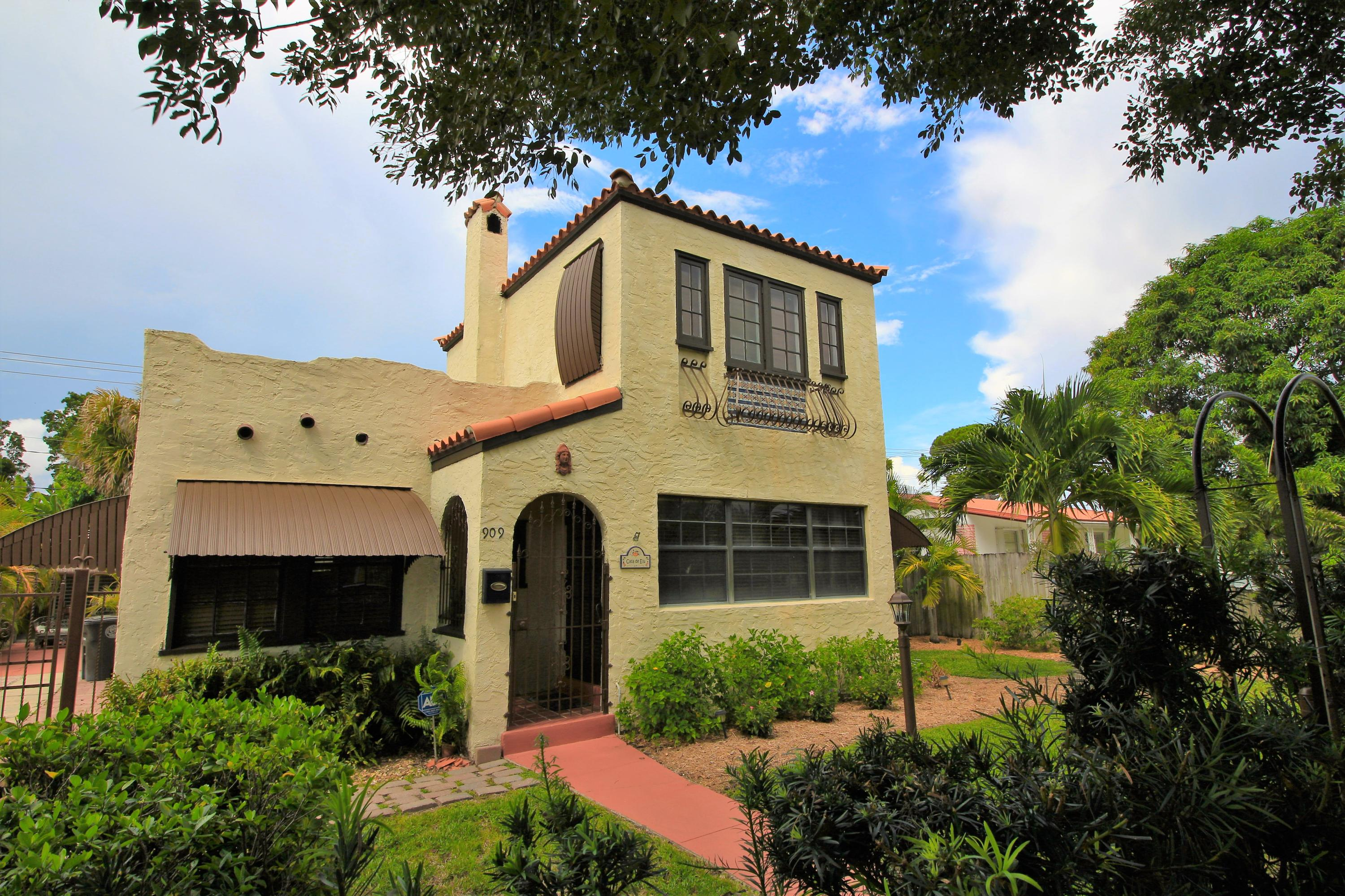 Home for sale in Morningside Park West Palm Beach Florida
