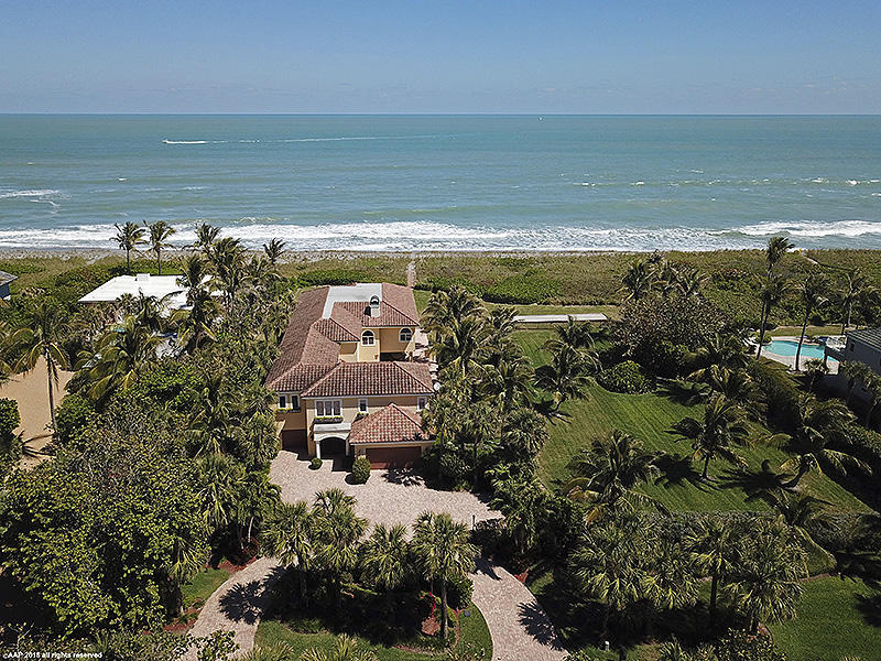 New Home for sale at 53 Beach Road in Hobe Sound
