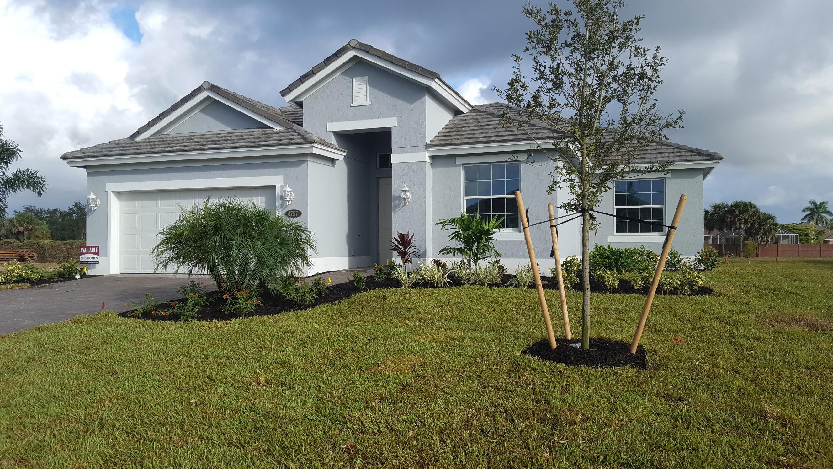 Photo of 4832 Four Lakes Circle SW, Vero Beach, FL 32968