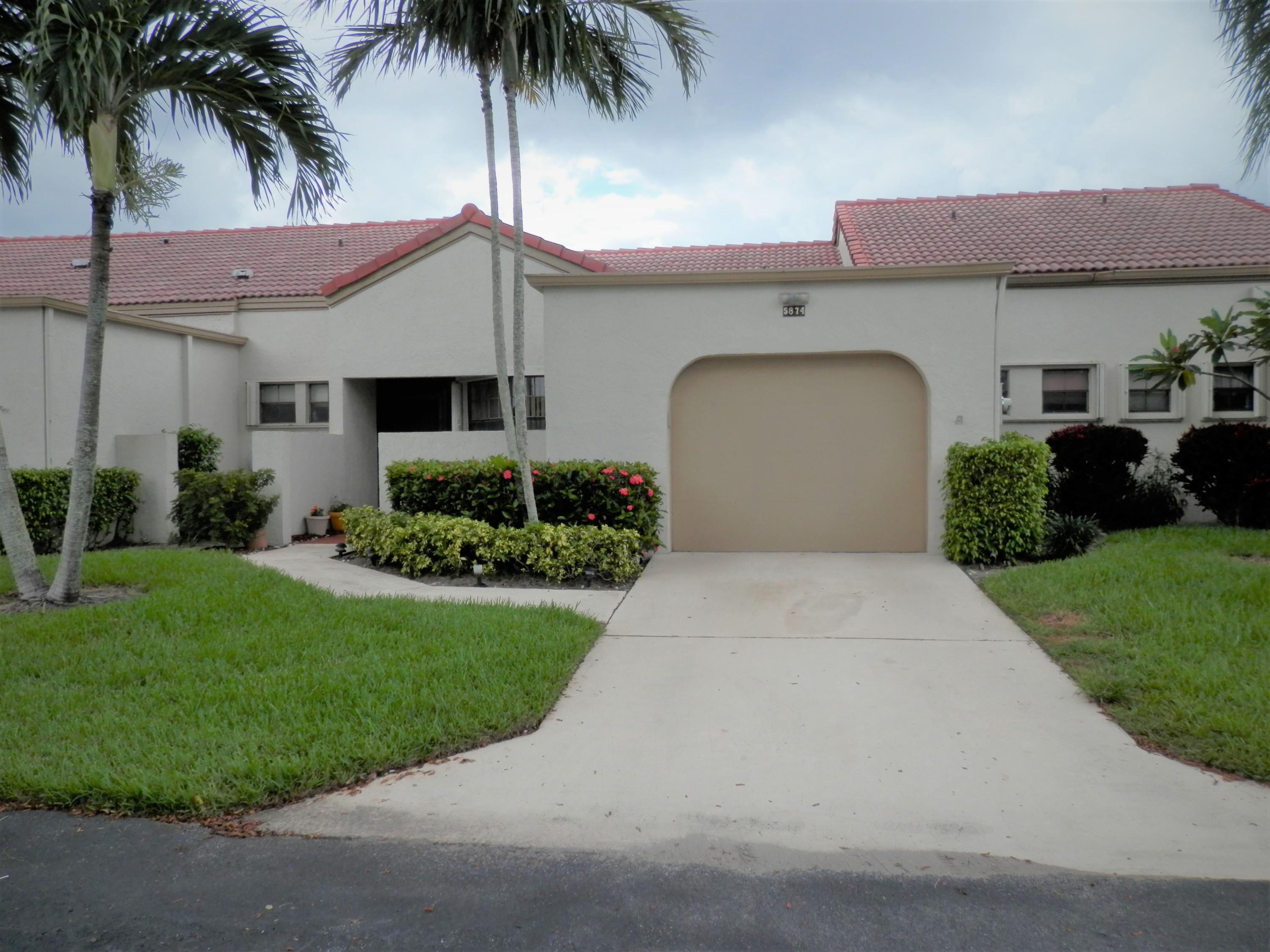 Home for sale in Aberdeen/the Shores Boynton Beach Florida