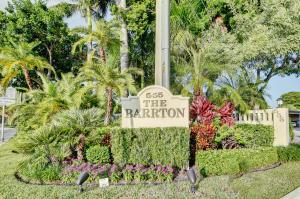 Barrton Apts Inc Condo