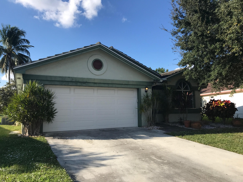 Home for sale in RAINBOW LAKES TR E/COLORS Boynton Beach Florida