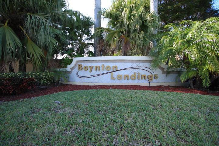 Boynton Landings Condo 2307 N Congress Avenue