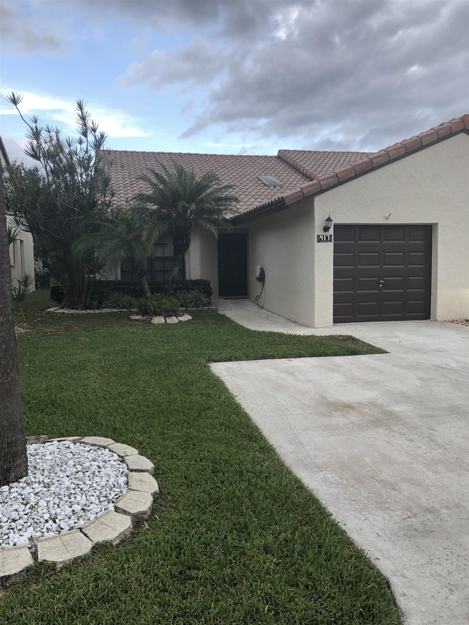 417 Buttonwood Place 417 Boca Raton, FL 33431 photo 1
