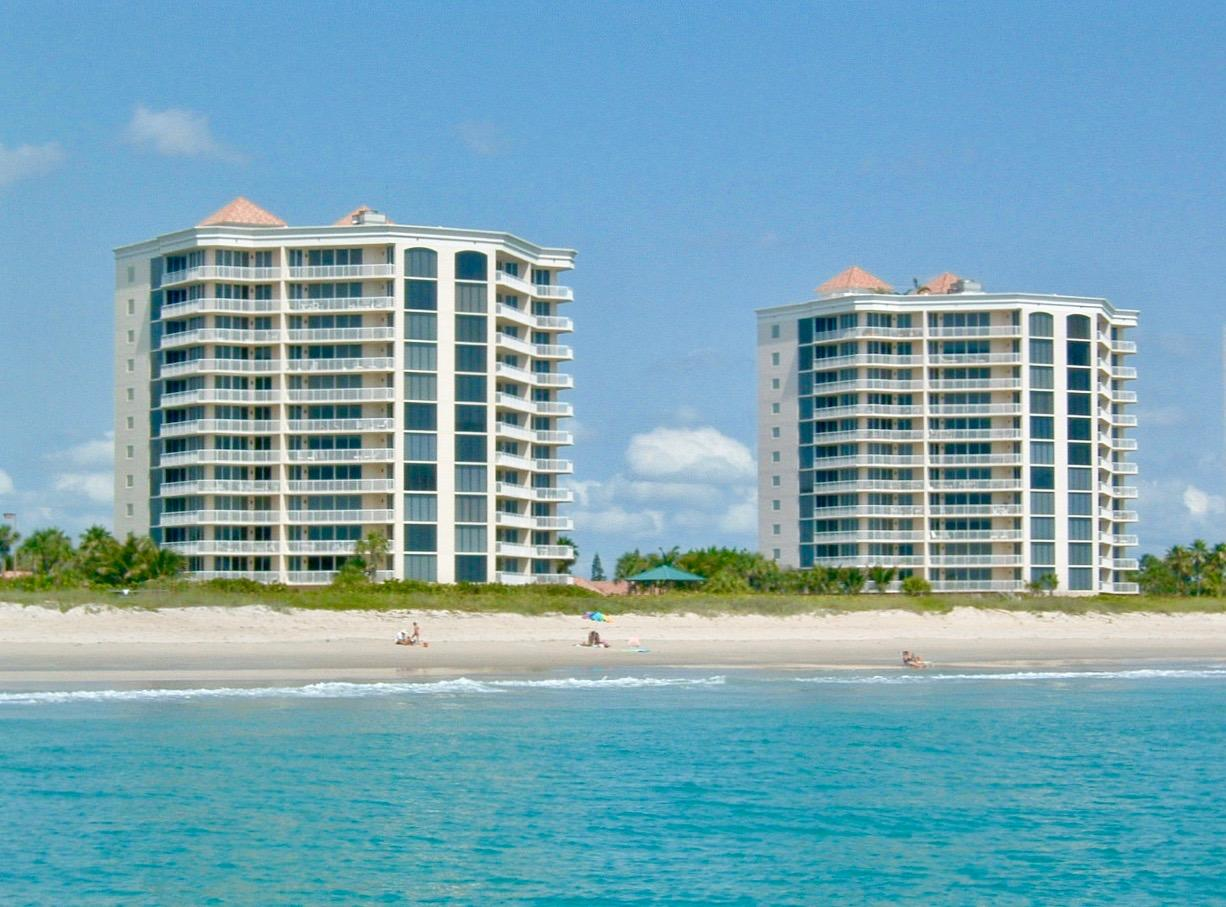 Home for sale in THE ATRIUM ON THE OCEAN II, A CONDOMINIUM Hutchinson Island Florida
