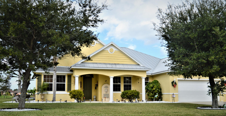 257 Barbossa Drive - Sebastian, Florida
