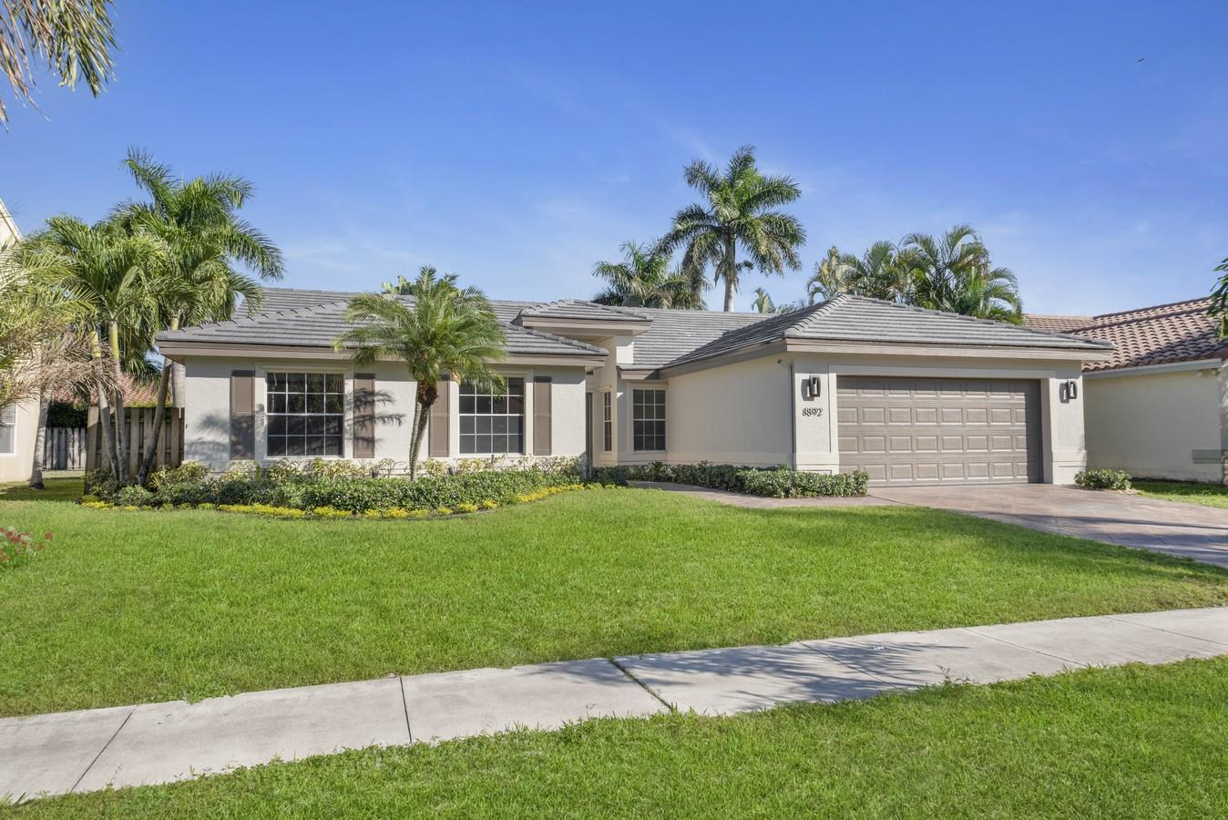 Home for sale in Le Palais Boynton Beach Florida