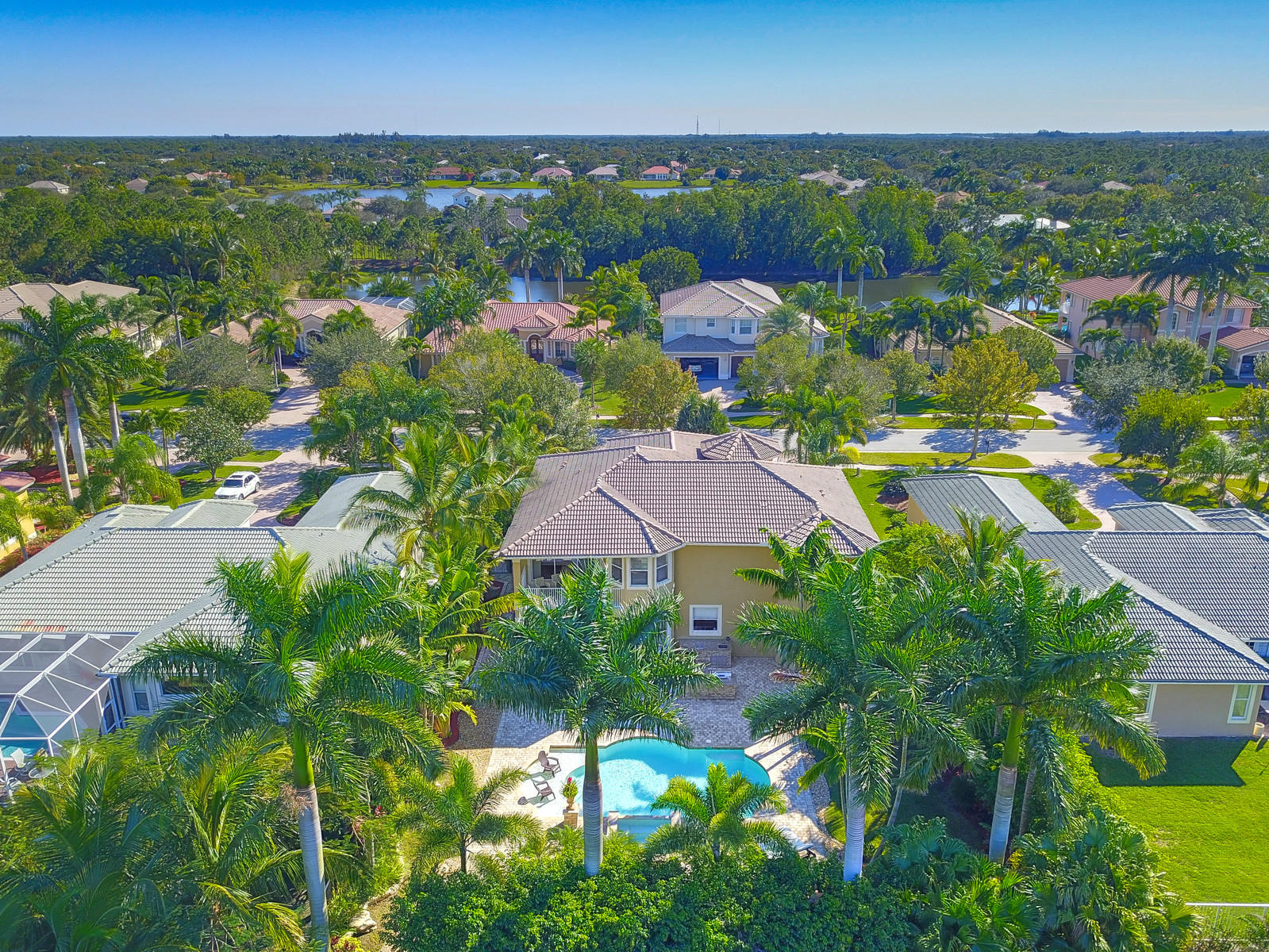 PALM CITY HOMES