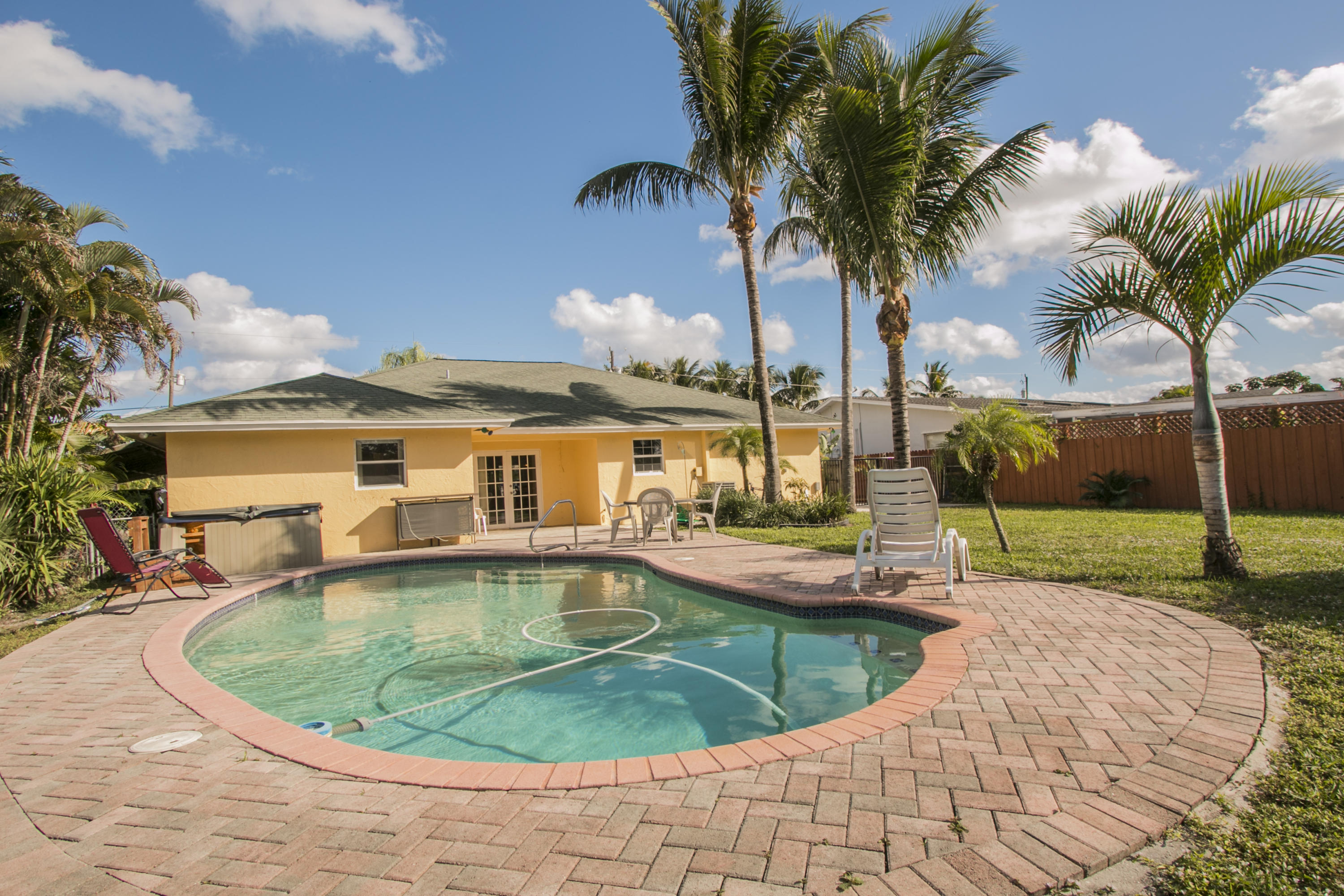 Home for sale in FLORAL PARK LANTANA IN PB 23 PGS 129 &130 Lantana Florida